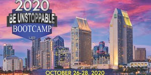 BE UNSTOPPABLE BOOTCAMP 2020