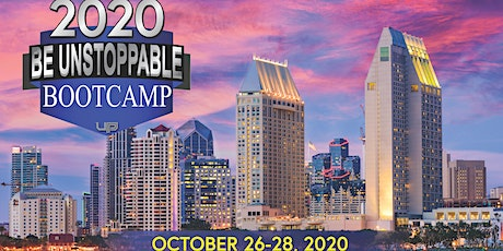 BE UNSTOPPABLE BOOTCAMP 2020 tickets