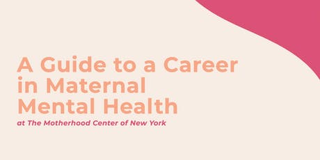 A Guide to a Career in Mental Health tickets