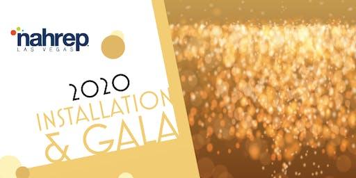 NAHREP Las Vegas: Installation Gala