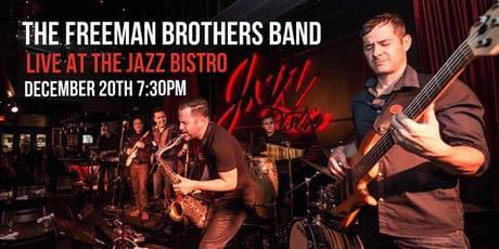 The Freeman Brothers Band Live at The Jazz Bistro tickets