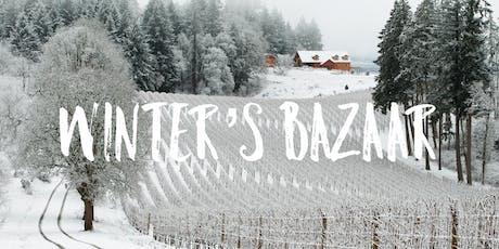 Winter's Bazaar tickets