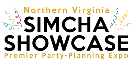 Simcha Showcase: Premier Party-Planning Expo (Updated Date - Sept 13, 2020) tickets