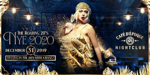 The Roaring 20's NYE 2020