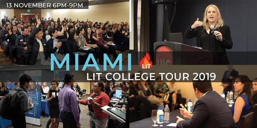 Miami LIT College Tour 2019