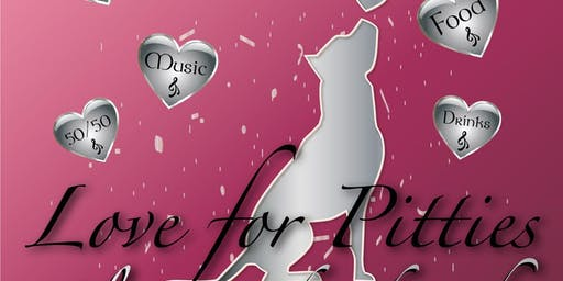 Love for Pittie Valentines Bash