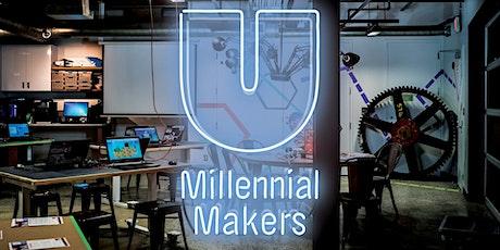 Millennial Makers: Masquerade Masks tickets