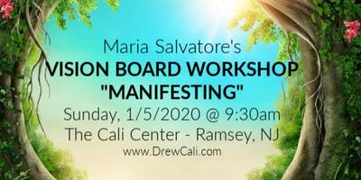 Vision Board Workshop: Manifesting 2020
