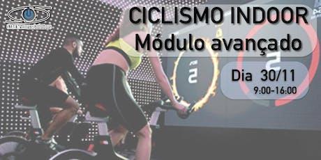 Capacitação Ciclismo Indoor - Módulo Avançado ingressos