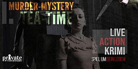 Ihr Mörderlein, kommet! ▸ Murder-Mystery TeaTime [Hürth] Tickets