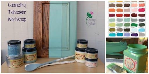 Cabinetry Makeover Workshop