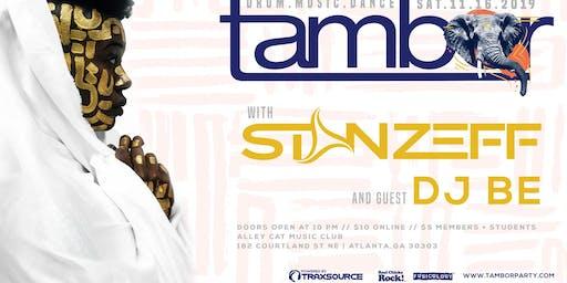 Tambor Party [Nov 16]