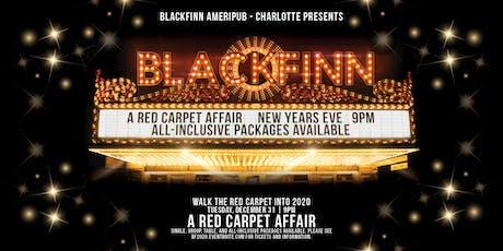 A Red Carpet Affair - 2020 Blackfinn New Years Eve tickets