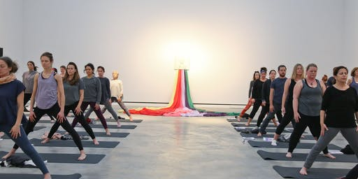 Ascend x Magazzino present A Winter Wellness Workshop with Jillian Pransky