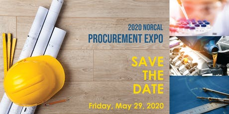 2020 Norcal Procurement Expo - San Ramon tickets