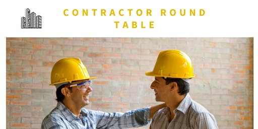 Contractor Round Table