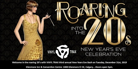 New Years Eve Bash with Vinyl Trax tickets