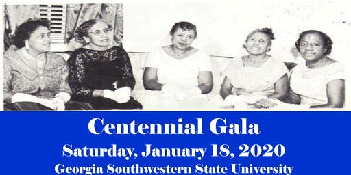Centennial Gala hosted by Zeta Phi Beta Sorority, Inc. OAZ Chapter
