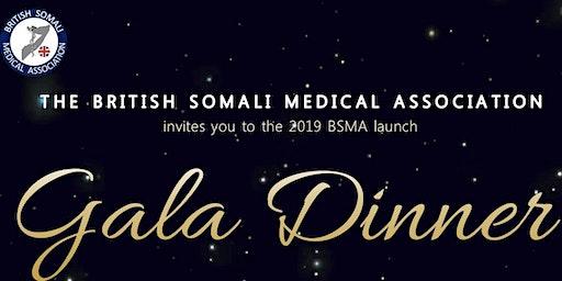 British Somali Medical Association Launch Gala Dinner