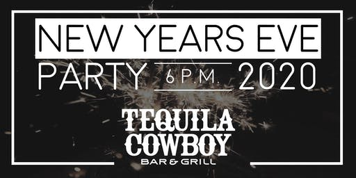 Tequila Cowboy New Years Eve Party