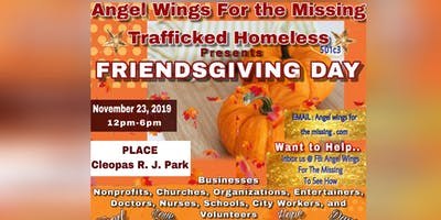 FriendsGiving Day GiveBack