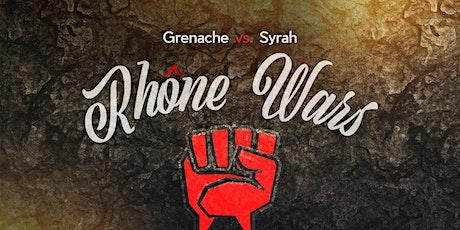 wineLA presents: Rhône Wars | Grenache vs. Syrah tickets