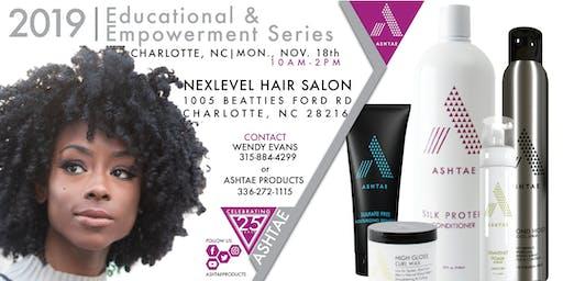 Ashtae Educational & Empowerment Series: Charlotte, NC
