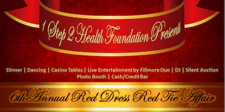 6th Annual Red Dress Red Tie Affair tickets