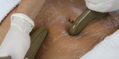Mini curso - Massagem Orgânica com Maderoterapia e Associações Cosméticas