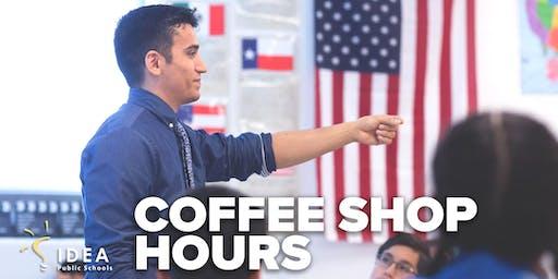 12/04/2019 IDEA Public Schools Coffee Shop Hours- Mission