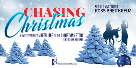 CHASING CHRISTMAS - The Untold Story of Christmas tickets