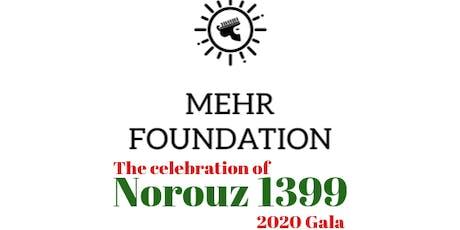 MEHR Foundation Norouz Persian New Year Gala 1399 tickets