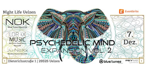 Psychedelic Mind Expansion Vol.2 # NOK