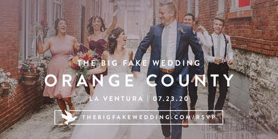 The Big Fake Wedding Orange County | Powered by Macy's