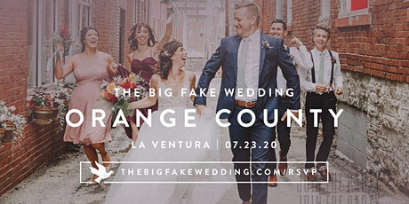 The Big Fake Wedding Orange County   Powered by Macy's tickets