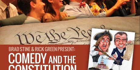Comedy and Constitution tickets