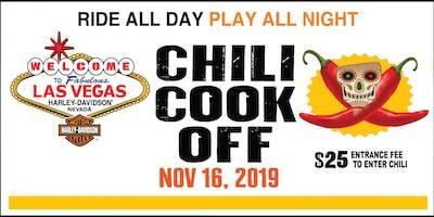 Las Vegas Harley-Davidson Chili-Cookoff - November 16, 2019