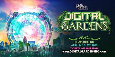Digital Gardens Music & Arts Celebration 2020