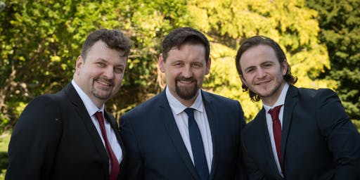 The Three Tenors Ireland- Trim Castle Hotel