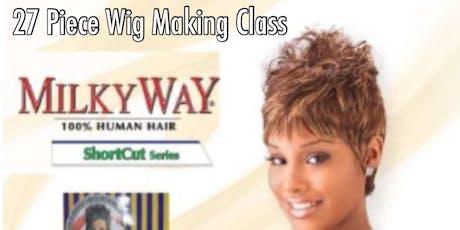 Tampa, Fl | 27 Piece Wig Making Class tickets