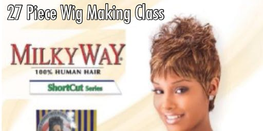 Tampa, Fl | 27 Piece Wig Making Class