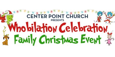 Whobilation Celebration: Family Christmas Event 7pm