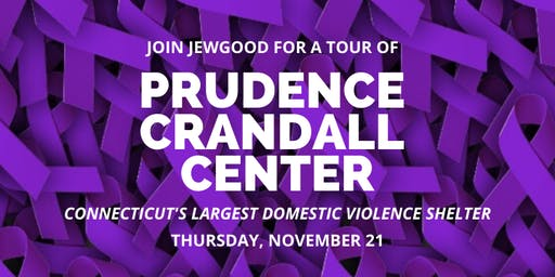 JewGood Hartford at Prudence Crandall Center