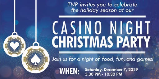 Annual TNP Christmas Party