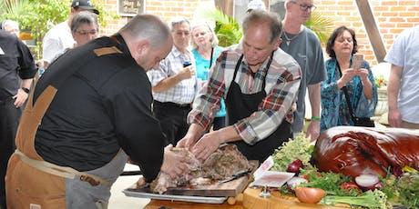Chef John Folse's 5th Annual Fête des Bouchers, a Louisiana Boucherie tickets