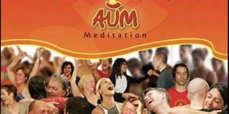AUM Meditation tickets