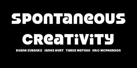 Spontaneous Creativity with Duane Eubanks & Company tickets