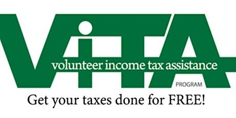 VITA  Tax Prep: Tuesday, January 28, 2020 - Lexington Park Branch tickets