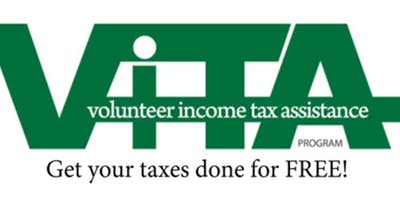 VITA  Tax Prep: Tuesday, February 25, 2020 - Lexington Park Branch