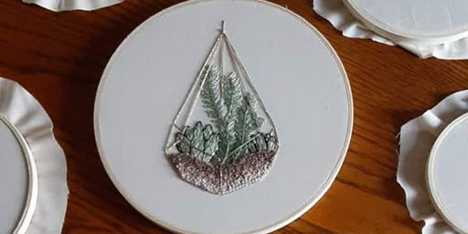 Hand Embroidery Class